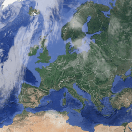 Atividades espaciais na Europa