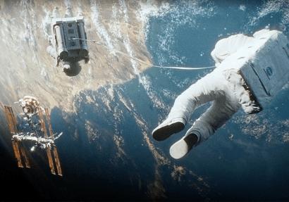 films dans l'espace