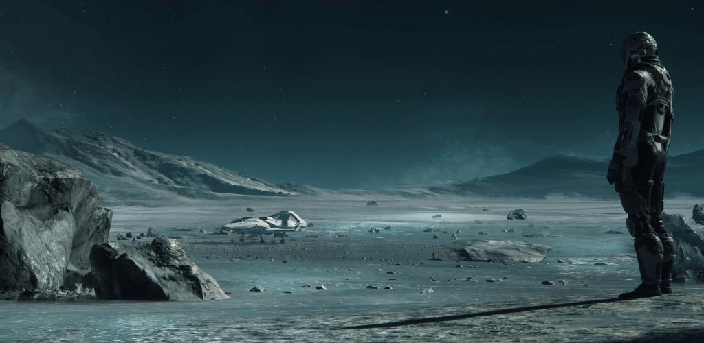 star citizen landing