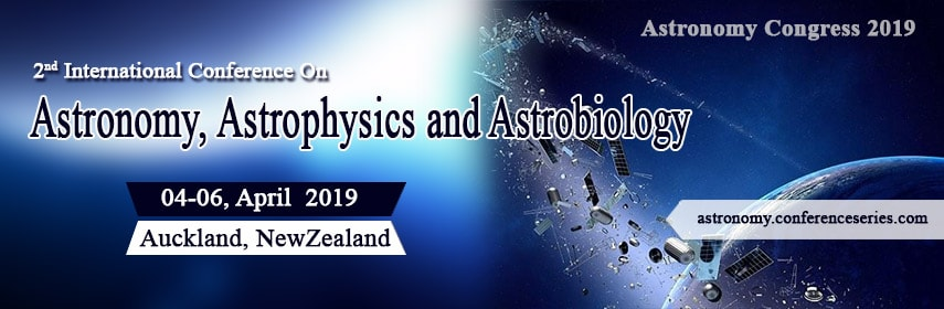 2nd international conference on astronomy astrophysics and astrobiology