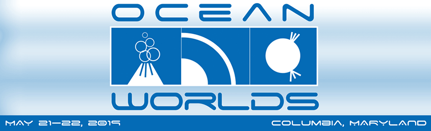 ocean worlds meeting