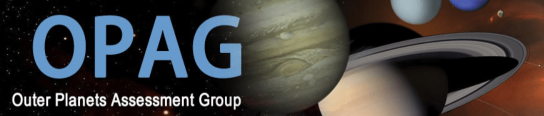 outer planets assessment group opag