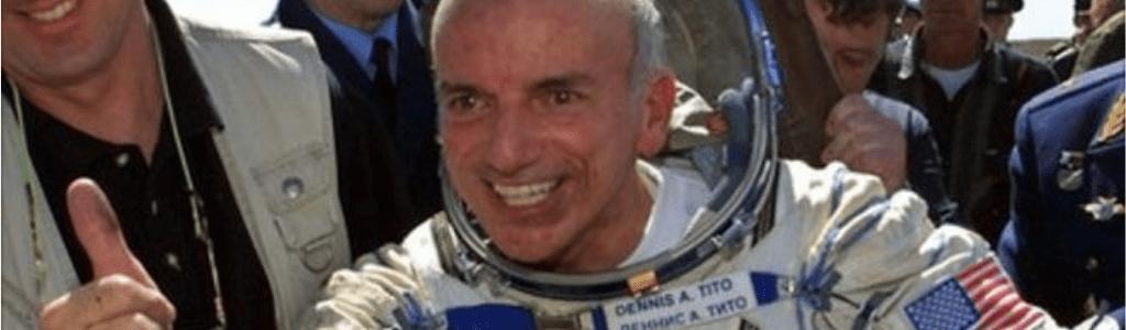 space tourism dennis tito