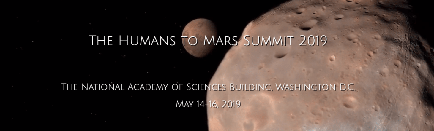 the humans to mars summit