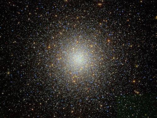 m53 globular center