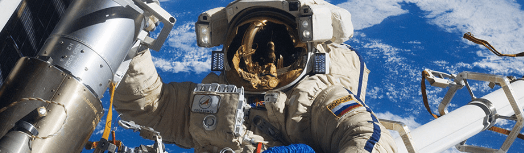 roscosmos cosmonaut