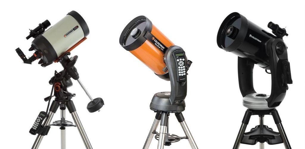 schmidt-cassegrain telescopes