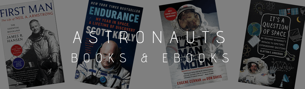 astronauts books ebooks