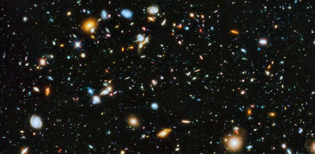 hubble space telescope deep sky pic