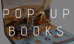 Pop-up space books
