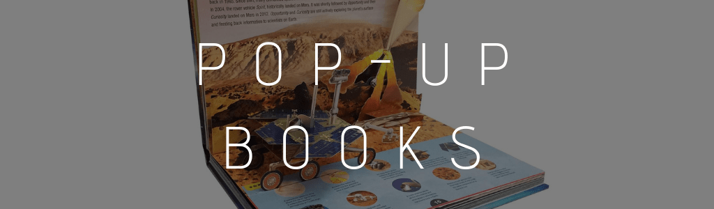 pop up space books