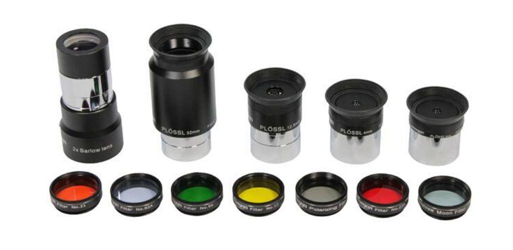 telescope eyepieces filters