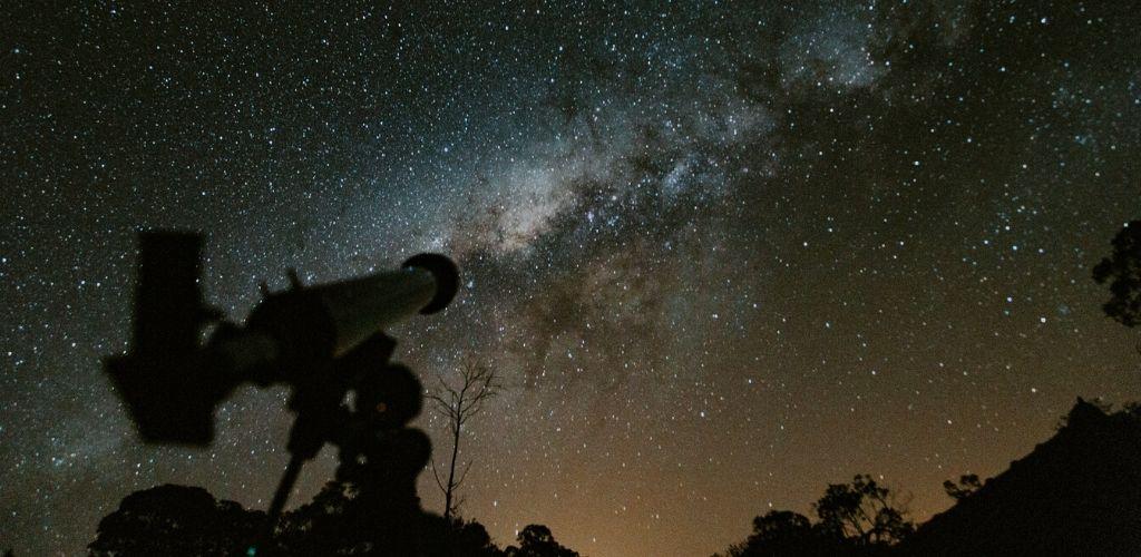 telescope spot