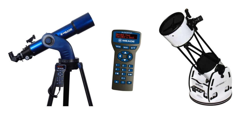 telescopes go to