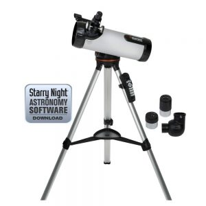 computerized telescope celestron 114lcm