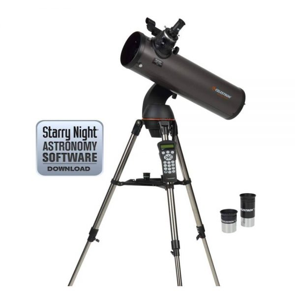 computerized telescope celestron nexstar 130SLT
