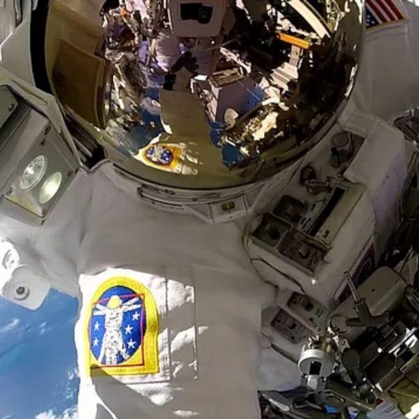 dvd blu ray 16 sunrises spacewalk