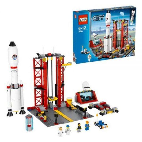 lego city space center 3368