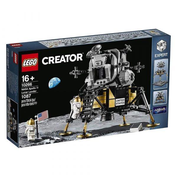 LEGO Creator NASA Apollo 11 lunar lander 10266