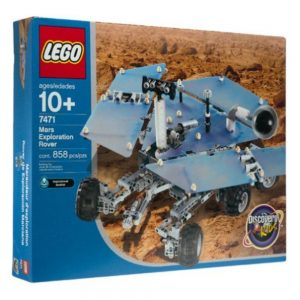 lego discovery mars exploration rover 7471