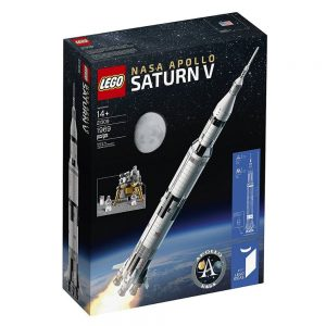 lego nasa apollo saturn 5