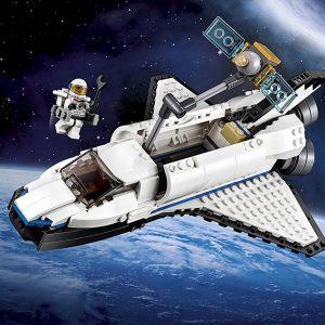 Jeux et jouets sur l'espace
