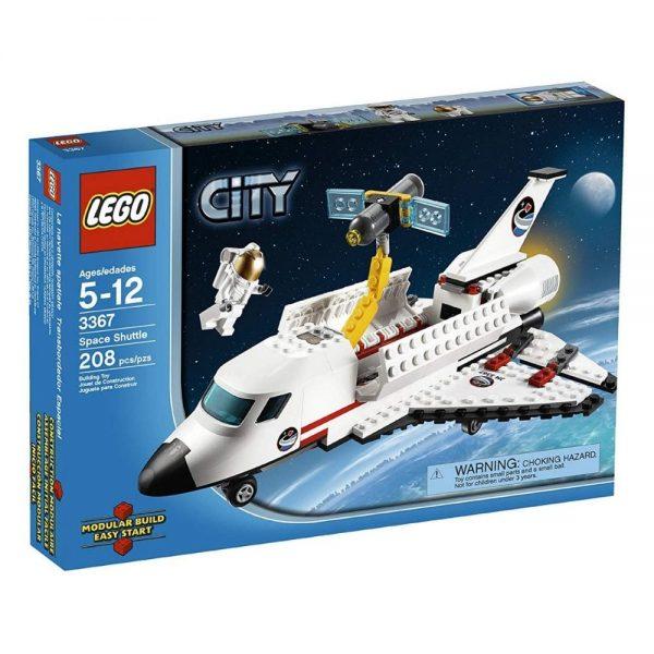 lego space shuttle 3367