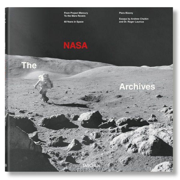 nasa archives taschen