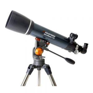 refractor telescope celestron 22065 astro master 102az