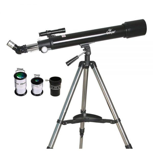 refractor telescope gskyer az70700