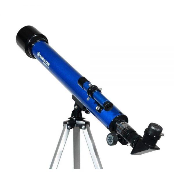refractor telescope meade instruments 209001 infinity 50mm az