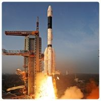 ISRO GSLV Launch