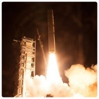 Orbital Sciences Minotaur V launch