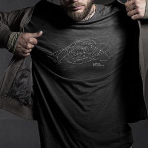T-shirts espace