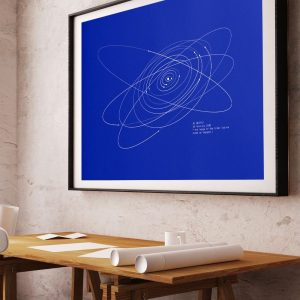 Space posters & paintings