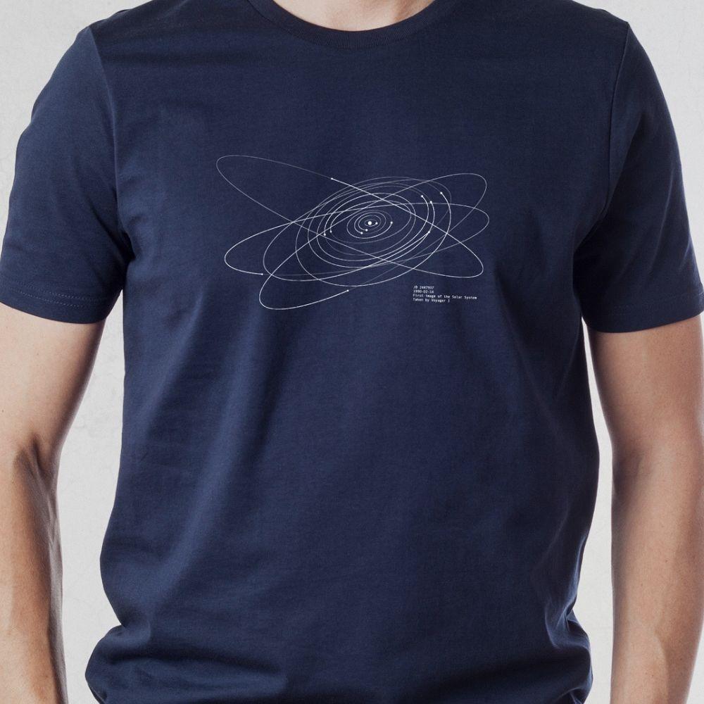 spacetime coordinates t-shirt