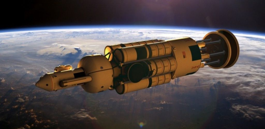 interstellar travel orion project