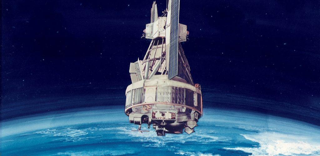 nimbus satellite nasa