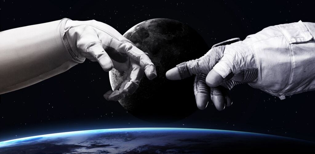 support from space with love