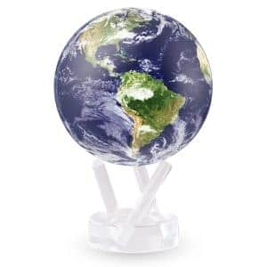 mova spinning globes