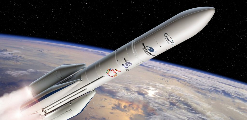 Ariane 6 european launcher