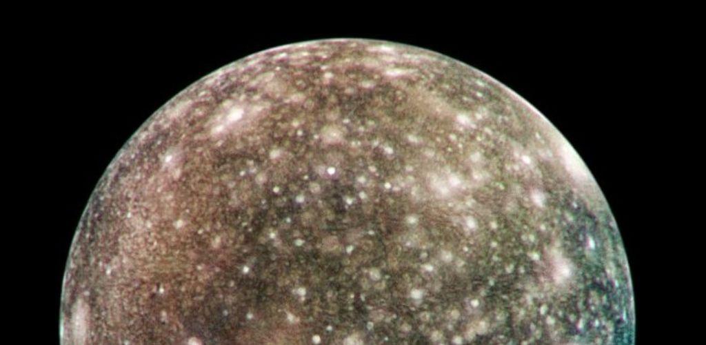 callisto galilean moon