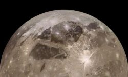 All about Ganymede (Jupiter's moon)