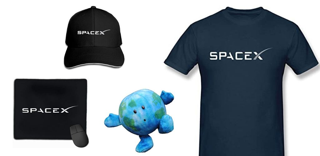 SpaceX merchandise