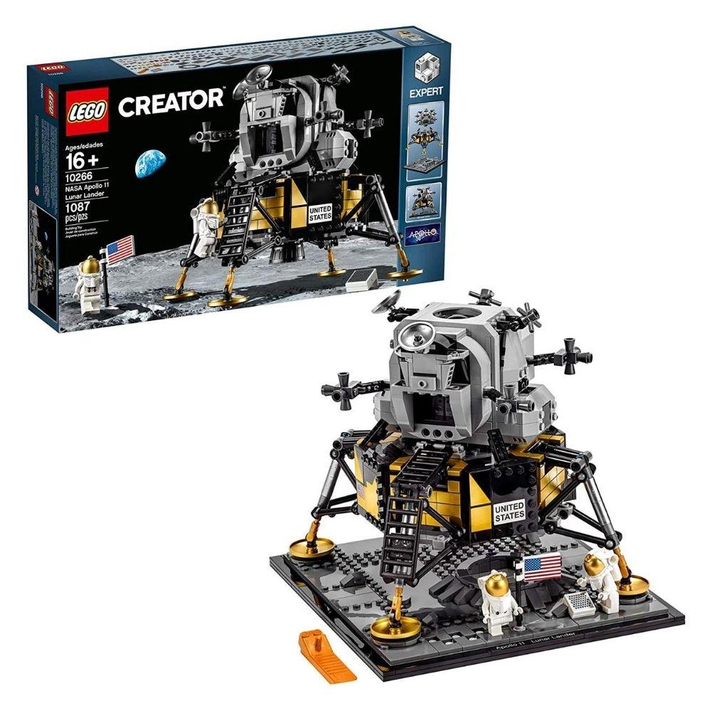 LEGO Creator NASA Apollo 11 lunar lander