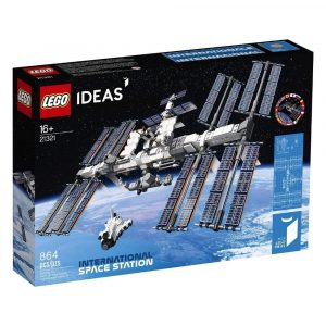 LEGO Ideas International Space Station ISS 21321
