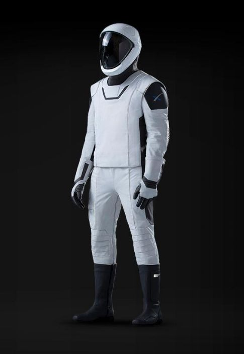SpaceX Starman space suit