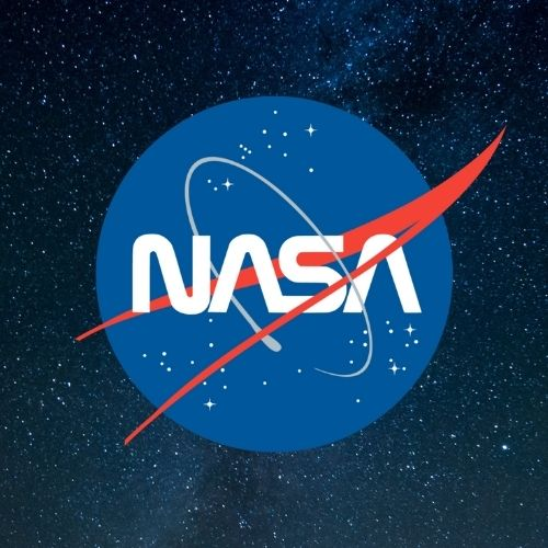 NASA wormball logo